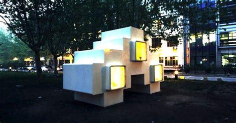 micro house by studio liu lubin installed in beijing park micro house by studio liu lubin 171 inhabitat green design