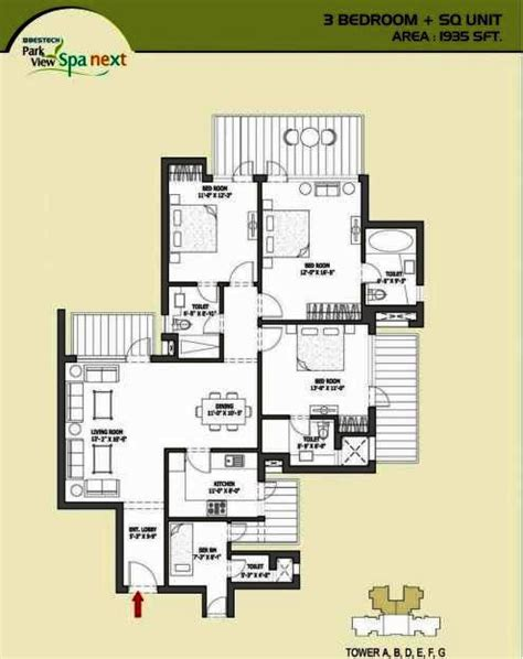 next floor plans bestech park view spa next floor plan floorplan in