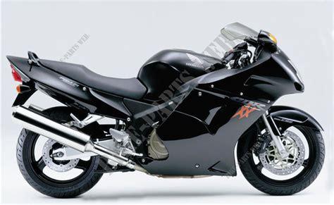 Cbr1100xxx Sc353 Honda Motorcycle Cbr 1100 Super Blackbird