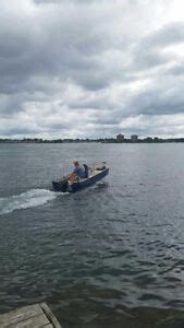 aluminum fishing boat packages buy or sell used or new power boat motor boat in ontario