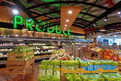 supermarket produce section maxi foods supermarket design by i 5 design