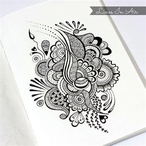 nice pattern drawing design by linesinair on deviantart