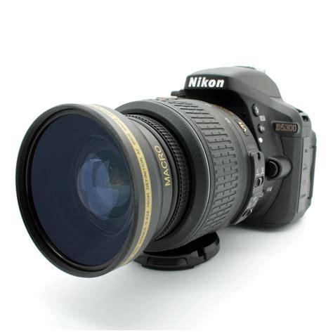 Lensa Wide Angle Untuk Nikon D3200 wide angle macro lens for nikon dslr d5300 d5200 d5100 d3300 d3200 d3100 52mm ebay