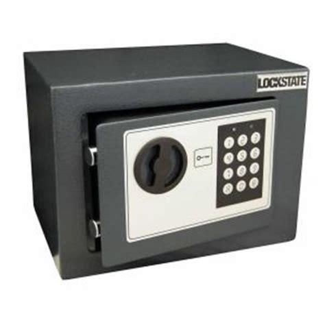 Small Safes At Home Depot Lockstate Digital Lock Small Closet Safe Ls 17en The