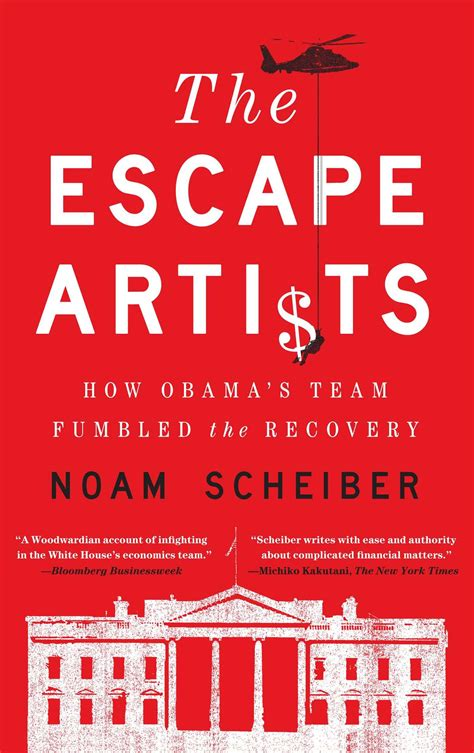 the escape artist books noam scheiber official publisher page simon schuster