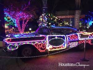 Car Lighting Houston Houston Zoo Lights Open Through January 15