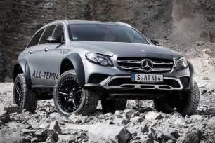 Who Is Mercedes Mercedes E Class All Terrain 4 215 4 178 Uncrate