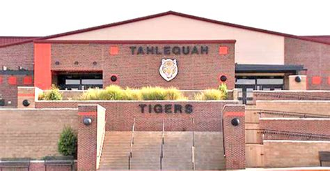 tahlequah public schools potential threats prompt tps lockdowns news
