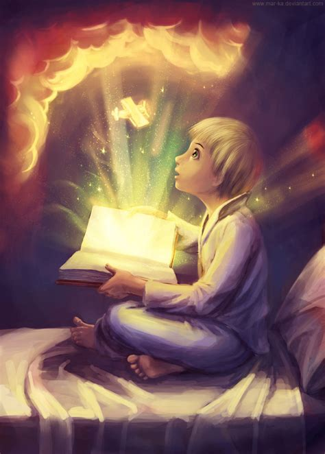 the magically brilliant boy books magic book by mar ka on deviantart