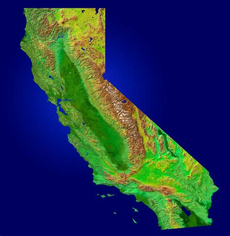 california map earth texture jpg map california satellite