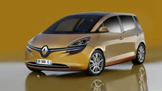 Renault Scenic Models 2016 Renault Scenic Ii Pictures Information And Specs