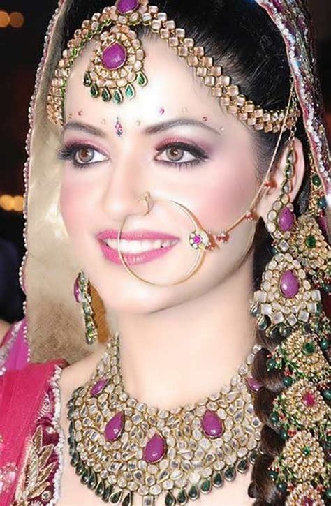 Best Bridal Pics by Inspiring Indian Bridal Makeup Tutorial Step By Step Guide
