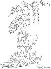 vintage japanese embroidery designs q is for quilter