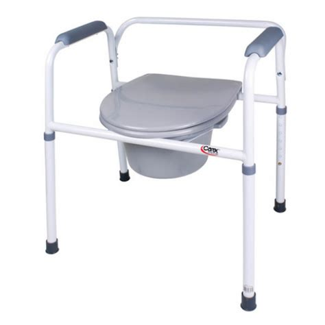 3 in 1 commode commode toilet buy steel commode carex commode 3 in one commode carex toilet b35711 steel