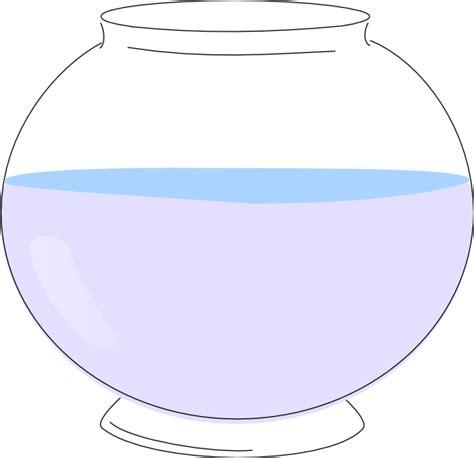 empty fish bowl coloring page empty fish bowl clip art at clker com vector clip art
