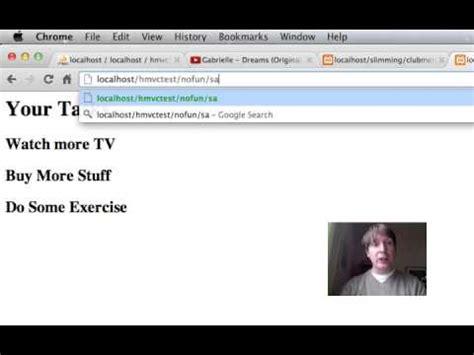 tutorial codeigniter hmvc codeigniter hmvc tutorial part 5 modules calling modules