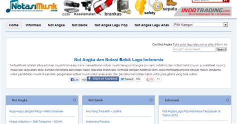 download gudang lagu indonesia 2012 freemixph gudang lirik lagu dan not baloknya review situs
