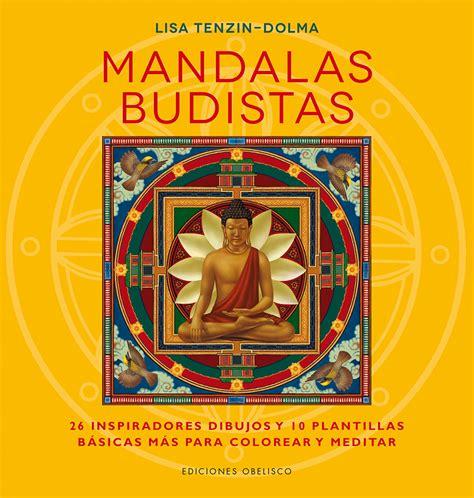 libro co de entrenamiento budista arte milenario 5 libros de mandalas para el alma