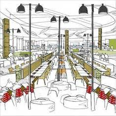 food court design dwg 1000 images about design representation and graphics on