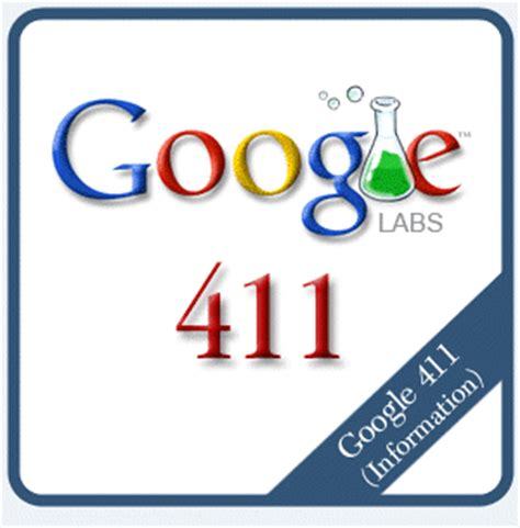 Www 411 Address To Disconnect Goog 411 Service Pcworld