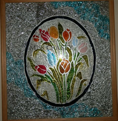 flower design for glass painting the craft gallery stained glass painting flowers