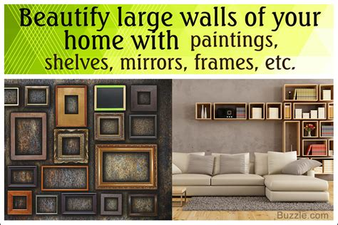 wall home decor ideas jaw dropping large wall decorating ideas that are simply