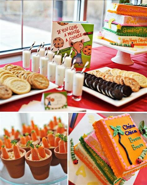 book themed party children s book party theme baby shower time to partaaay