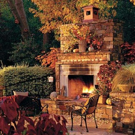 fall patio decor diy welcome the fall with warm and cozy patio decorating