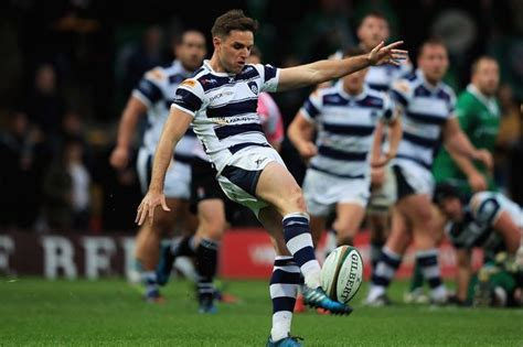 joe ford leicester tigers new boy joe ford knows the level of