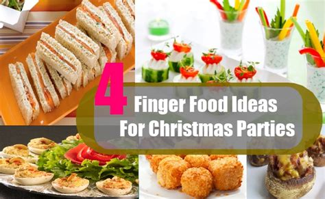 finger food ideas for christmas parties christmas party