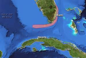 scientific facts and data florida coral reefs