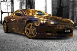 Aston Martin Db9 Custom Aston Martin Db9 Custom 7 By Nightmareracer85 On Deviantart