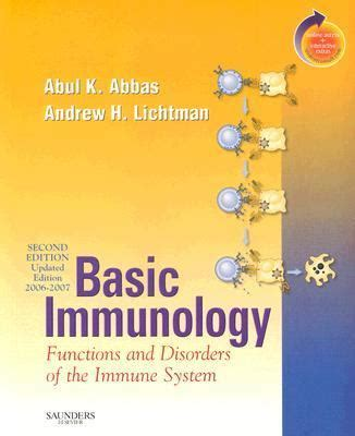 Basic Immunology Functions And Disorders Of The Immune System 5e Abb basic immunology functions and disorders of the immune
