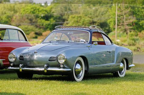 volkswagen karmen ghia 1956 volkswagen karmann ghia image