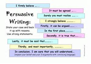 Argumentative Essay Sentence Starters by 6h Class Using Powerful Sentence Openers For