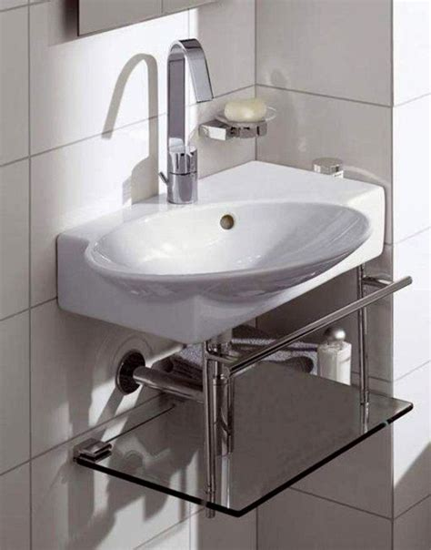 Small Modern Bathroom Sinks 30 small modern bathroom ideas deshouse