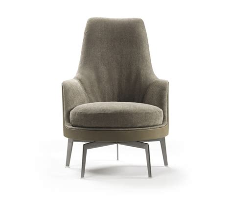 Soft Armchair by Guscioalto Soft Armchair Lounge Chairs From Flexform