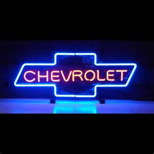 Chevrolet Signs For Sale Chevrolet Bowtie Neon Sign Neon4less