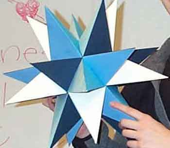 Image Gallery Stellated Icosahedron - polyhedra creations