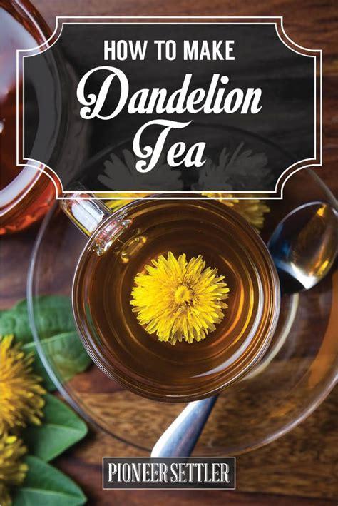 Roasted Dandelion Spice Detox Tea Benefits by 17 Best Ideas About Dandelion Root Tea On One