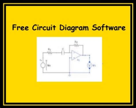 circuit diagram archives i free software