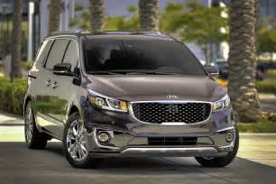 Kia Vans 2015 Kia Sedona Look Photo Gallery Motor Trend