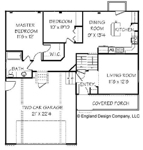 multi level home floor plans split level house plans at eplans house design plans split