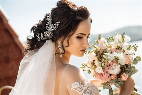 Frisuren Hochzeit Mit Schleier by Brautfrisuren Mit Schleier Welche Frisur Passt Zu Welchem