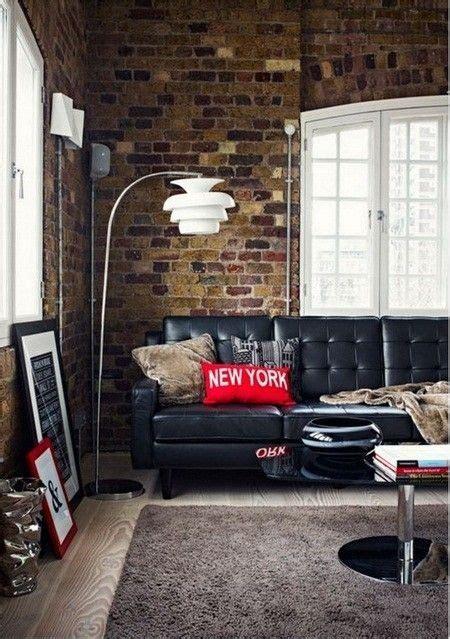 design styles your home new york 23 ideas para decorar salas masculinas