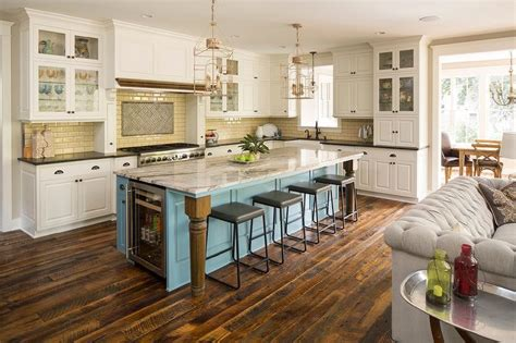 blue kitchen islands industrial vinyl tile images 12 insanely gorgeous log