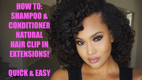 how to wash clip in hair extensions how to wash condition hair clip in extensions