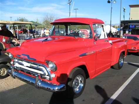 1957 Chevrolet Series 3100 1/2 Ton Values   Hagerty