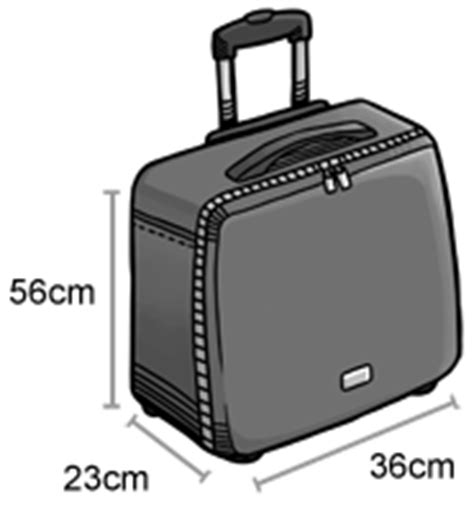 airasia cabin size airasia baggage information lcct com my