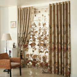 Living Curtains Decorating Top 22 Curtain Designs For Living Room Mostbeautifulthings